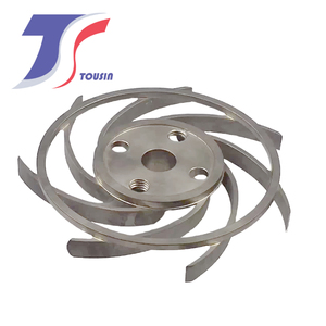 Investment Cast Cast Steel Precision Casting_6a1