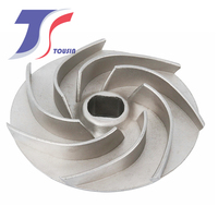 Cast Impellers Pump Impeller_steel cast impeller_97