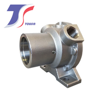Investment Cast Cast Steel Precision Casting part(1)